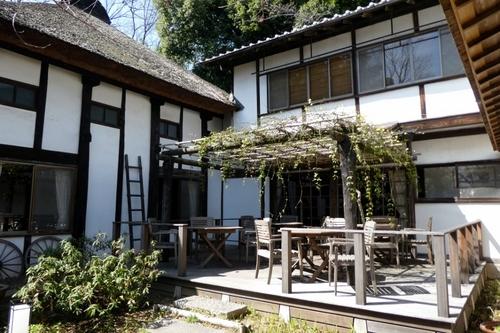 武相荘 レストラン&カフェ テラス