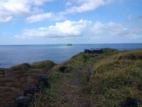 伊豆岬灯台から