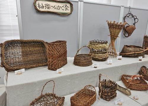 農工大科学博物館友の会サークル作品展