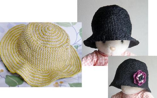 アンダリヤの帽子