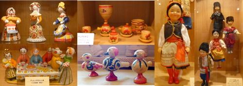 ロシアのおもちゃ